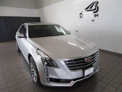 2018 Cadillac Ct6 4dr Sdn 3 6l Luxury Awd For Sale Green Bay Wi